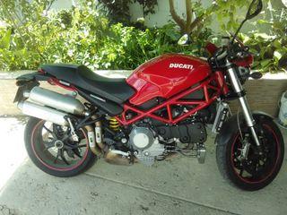 Se vende Ducati Monster S4R 998
