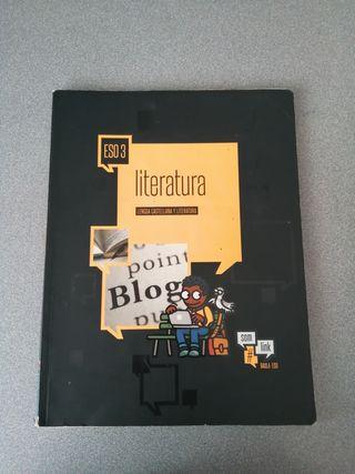 Libro de lengua castellana y literatura 3ESO