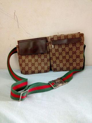 Bolso Riñonera Gucci Real