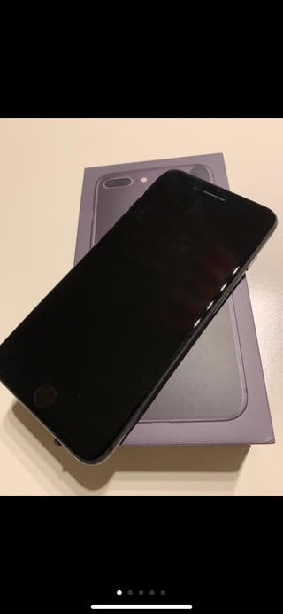 Iphone 8plus 64gb Negro