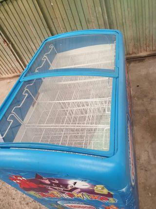 congelador LIEBHERR cestas incluidas