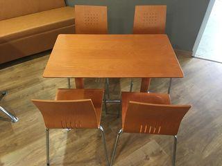 mesas y sillas 2 diseños