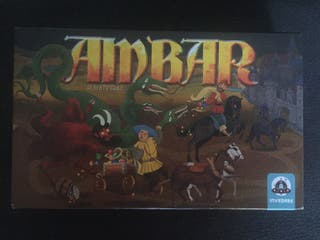 AMBAR - juego de mesa
