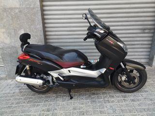 Yamaha xmax 125, año 2009