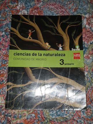 libro ciencias de la naturaleza 3