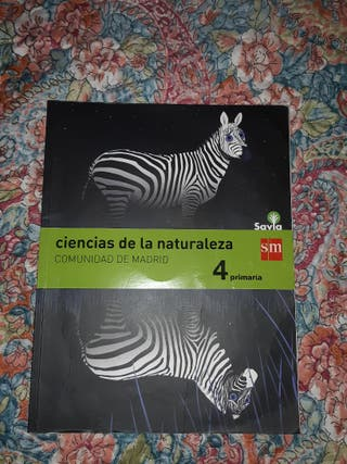 libro ciencias de la naturaleza 4