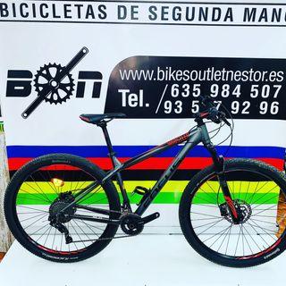 Bicicleta Focus Whistler 29