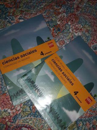 libros ciencias sociales 4