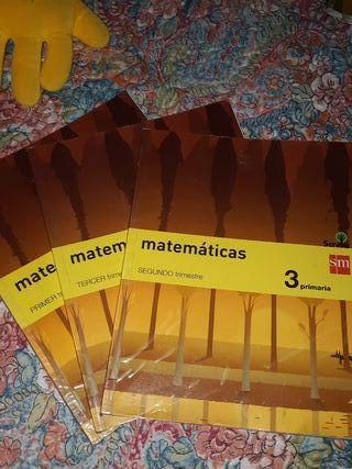 libros matemáticas 3