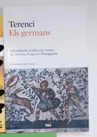 Els germans - Terenci