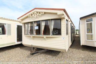 Preciosa mobile home 11x4 m diseño clásico