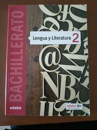 Libro de Lengua y Literatura 2 Bachillerato