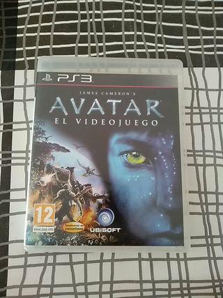 Avatar PS3 (Videojuego)