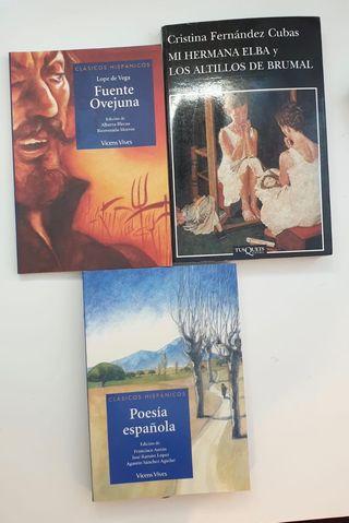 Libros de lectura escolar