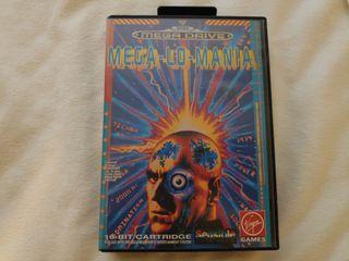 Mega-lo-mania Mega Drive