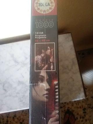 PUZZLE NUEVO 1000 PIEZAS