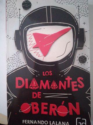 LIBRO LOS DIAMANTES DE OBERÓN.