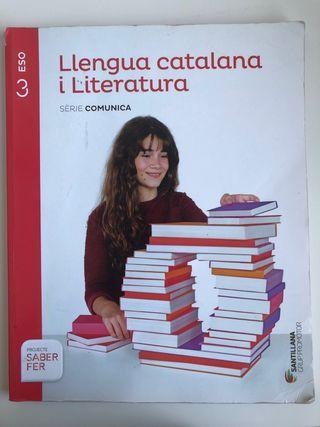 Libro Llengua Catalana y Literatura 3ºESO