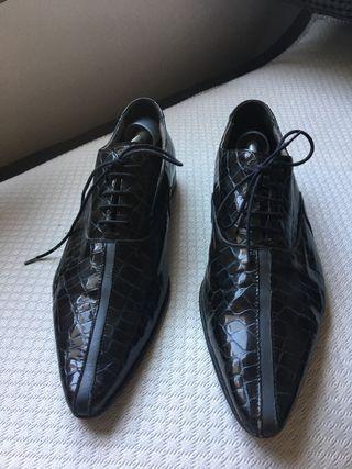 Zapatos Versace hombre