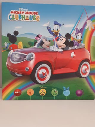 Cuadro del Mickey Mouse