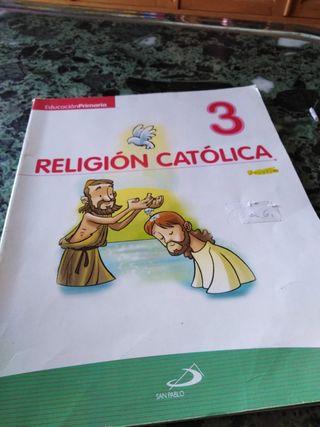 religion 3 primaria