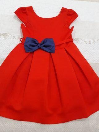 Vestido de niña de Amaya Ceremonia