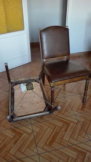 Diseño americano sillas