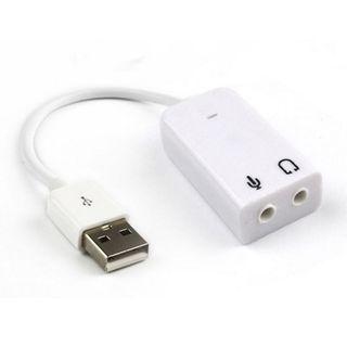 TARJETA SONIDO EXTERNA USB