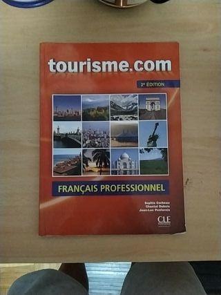 libro grado superior turismo frances