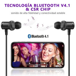Auriculares Bluetooth Deportivos Impermeables IPX5