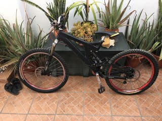 Bicicleta de descenso [ Specialized Big hit ]