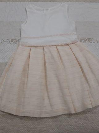 Vestido de niña Mamá Carlota