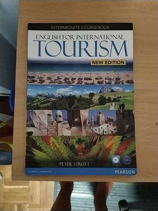 libro de grado superior turismo