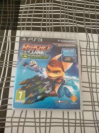 Ratchet Clank Q force PS3