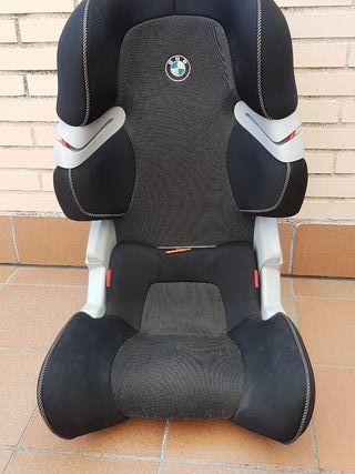 Silla coche niño BMW con isofix