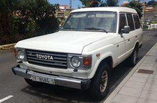 Toyota Land Cruiser 60 (1988)
