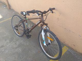 bicicleta btt 24 pulgadas.