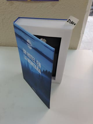 Caja fuerte libro