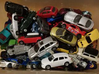 Coches miniatura de coleccion