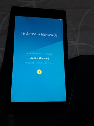 Tablet LENOVO TAB 2 A7