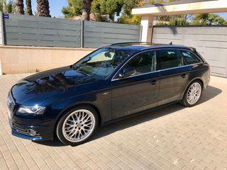 Audi S4 ABT 435CV Quattro 2010