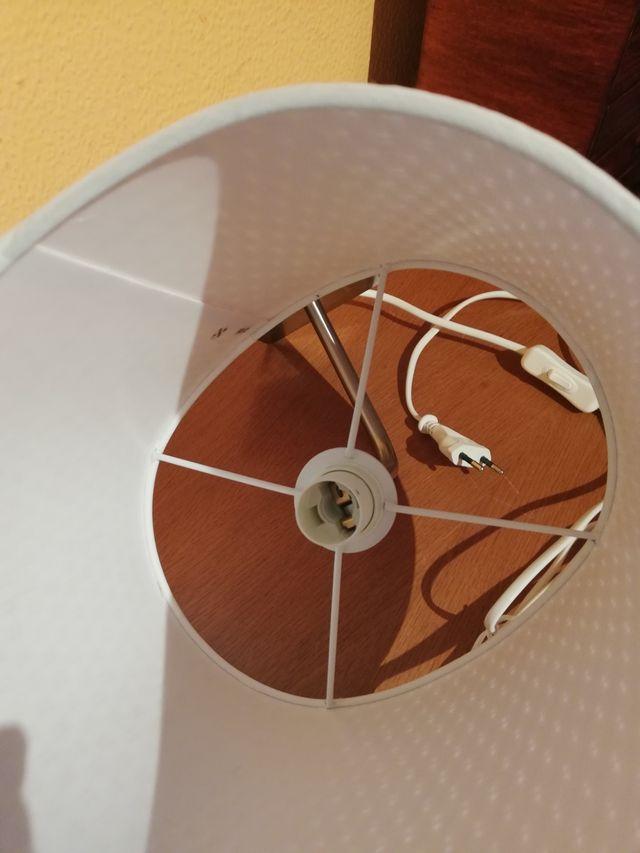 Aplique ( lampara) pared