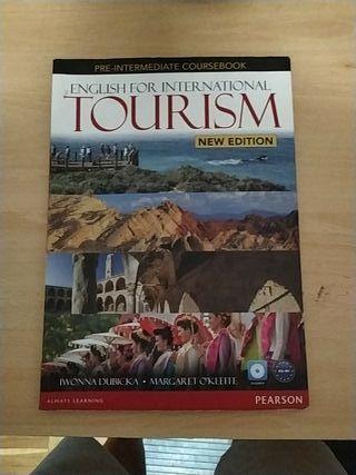libro grado superior turismo