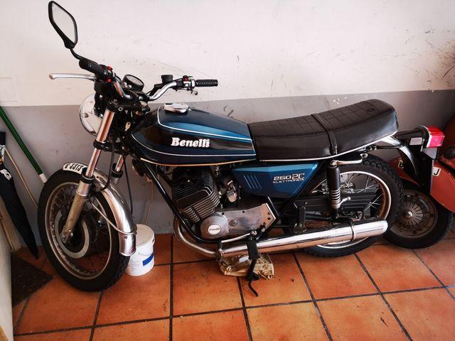 Benelli 250 2C