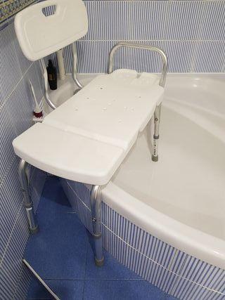 banco para baño