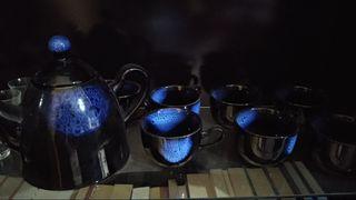 juego de café / té