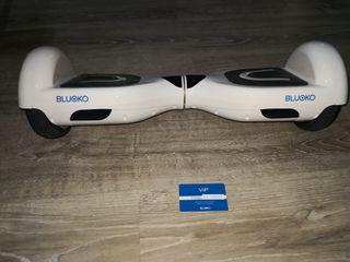 hoverboard casi nuevo con garantia