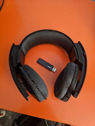 Cascos/Auriculares Inalámbricos PS3