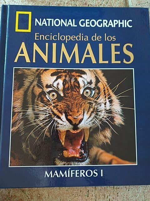 Enciclopedia de los animales Mamíferos