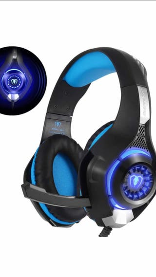AURICULARES GAMING PS4,XBOX,PC..